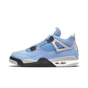 """预售!Air Jordan 4 SE """"University Blue""""大学蓝 篮球鞋 CT8527-400(2021.4.28发售)"""