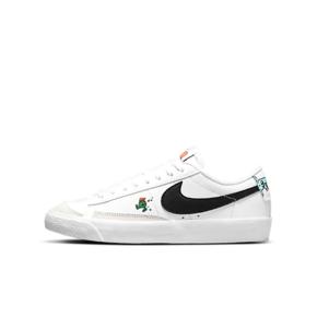 Nike Blazer Low '77 (GS) 涂鸦低帮休闲板鞋  DJ5201-106