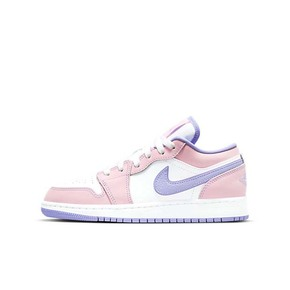 "Air Jordan 1 Low""Arctic Punch""GS  白紫粉 CV9844-600"