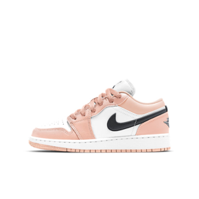 "Air Jordan 1 Low ""Light Arctic Pink""北极粉 女款篮球鞋 553560-800"