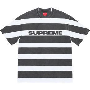 supreme 21ss printed stripe
