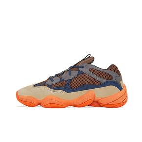 "Adidas Originals Yeezy 500 ""Enflame"" 蓝橙 椰子老爹鞋 GZ5541"