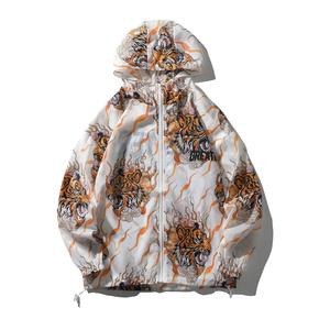 JOESPIRIT 春夏 embrace nature 轻柔极薄 防风 皮肤衣 防晒服 夹克 FS101001