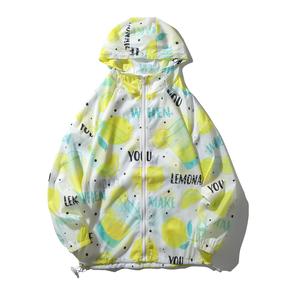 JOESPIRIT 春夏 embrace nature 轻柔极薄 防风 皮肤衣 防晒服 夹克 FS101005