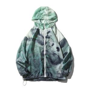 JOESPIRIT 春夏 embrace nature 轻柔极薄 防风 皮肤衣 防晒服 夹克 FS101011