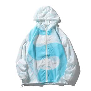JOESPIRIT 春夏 embrace nature 轻柔极薄 防风 皮肤衣 防晒服 夹克 FS101012