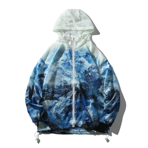 JOESPIRIT 春夏 embrace nature 轻柔极薄 防风 皮肤衣 防晒服 夹克 FS101017