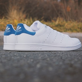 Adidas Stan Smith 蓝尾 CQ2208