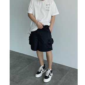 STS 21春夏尼龙工装短裤