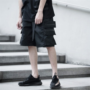 CATSSTAC 机能立体8口袋短裤