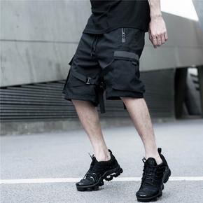CATSSTAC 伞兵裤短裤