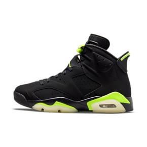 "Air Jordan 6 ""Electric Green"" 电光绿 黑绿篮球鞋 CT8529-003(2021.6.5发售)"