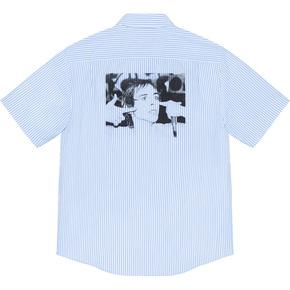 supreme 21ss Iggy Pop S/S Shirt
