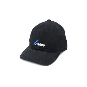 杨幂同款!WE11DONE Logo刺绣棒球帽 黑色 WDAH320725UBK