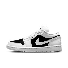 "Air Jordan 1 Low ""Panda""黑白熊猫 女款低帮 DC0774-100"