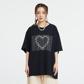 SOSER 2021SS 字母爱心短袖