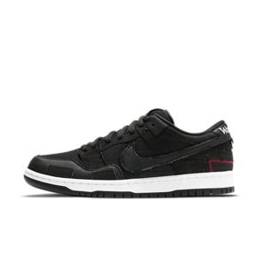 Verdy x Nike SB Dunk Low Pro QS 废材青年联名款 黑色低帮 DD8386-001