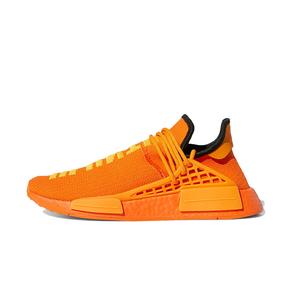Pharrell Williamsx adidas originals NMD Hu 菲董联名 橘色休闲鞋 GY0095