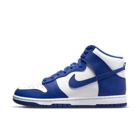 "Nike Dunk High ""Game Royal""肯塔基 白蓝高帮 DD1399-102"