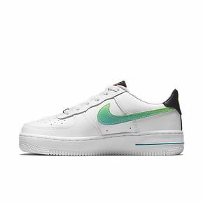 Nike Air Force 1 空军AF1白绿运动休闲板鞋 DJ5154-100