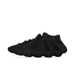 "Adidas Yeezy 450 ""Dark Slate""黑武士 椰子复古鞋 GY5368"