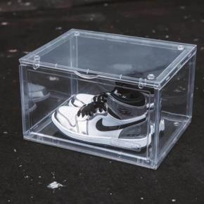 【秒杀特价】DBRukia透明球鞋收纳盒球鞋展示盒