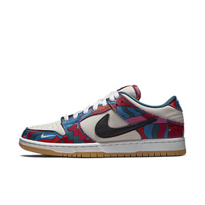 Nike SB Dunk x Parra联名 白蓝红 抽象艺术 DH7695-600