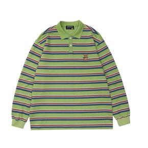 JOESPIRIT  男士长袖T恤 polo领薄款打底衫 柔软薄款 打底卫衣 男士卫衣 情侣衫 MRT822