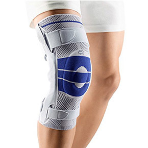 Bauerfeind保而防GT S十字韧带固定支撑加强型护膝