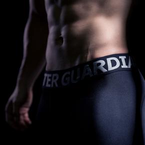 特价!Monster Guardians ULTIMATE TECH 终极科技系列男子运动健身紧身6英寸短裤 (21)251730 A96001