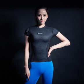 Monster Guardians MSGD终极科技系列女子运动健身拼接显瘦紧身衣(21)251630 B02001