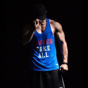Monster Guardians MSGD专业运动健身综合训练网眼背心|WINNER(21)251740 A00010