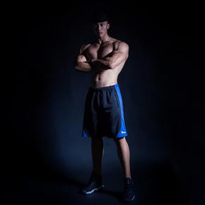 Monster Guardians WARRIOR SERIES 勇士系列专业运动训练短裤(21)251770 A93002