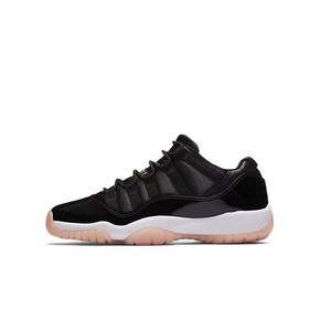 Air Jordan 11 Low AJ11 黑粉大魔王 低帮 580521-013