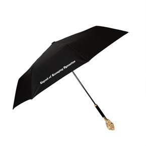 RF X L.O.R.D金狮头黑色遮阳伞