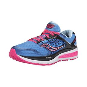 顶级缓震!TRIUMPH ISO 2 持久缓冲保护跑步鞋 女