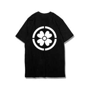 NL23HOOD Logo B Tee 基础 黑色 白色