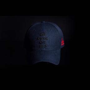 特价!Monster Guardians 品牌定制原创健身潮牌弯檐帽帽牛仔蓝鸭舌帽A0-C10010