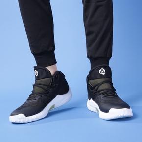Adidas阿迪达斯男鞋罗斯DOMINATE III战靴实战篮球鞋CQ0727