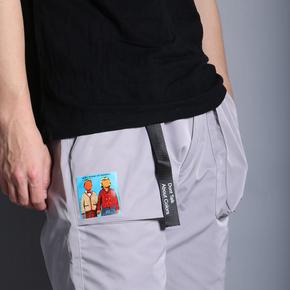 SmallTown(PENC) 夏季原创日系休闲裤 工装短裤潮