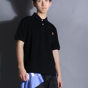 SmallTown(PNEC)夏季刺绣polo衫男 短袖 保罗衫翻领T恤