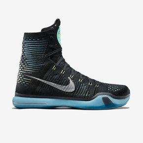 断码特惠!Nike Kobe 10 Elite 指挥官配色 718763-004