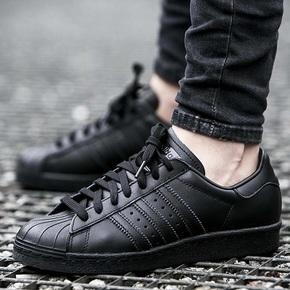 Adidas Superstar 黑武士 AF5666