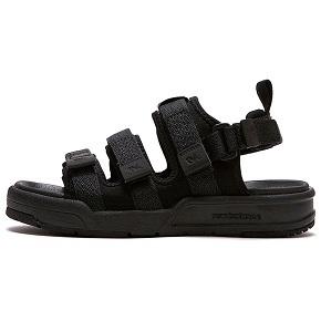 New Balance凉鞋18年新款拖鞋男女魔术贴运动沙滩凉鞋SD3205BBW