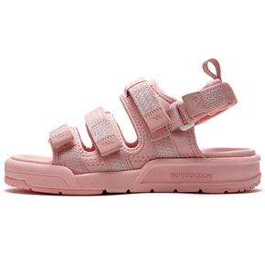 NEWBALANCE樱花粉魔术贴新款沙滩凉鞋 SD3205PPC