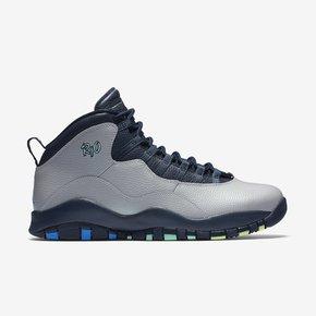 """44码一双秒价!Air Jordan 10 """"Rio""""里约配色310805-019"""