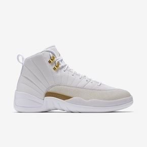 "Air Jordan 12 OVO ""White"" 873864-102"