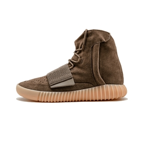 """Adidas Yeezy Boost 750 """"Light Brown """"侃爷棕色椰子 BY2456"""