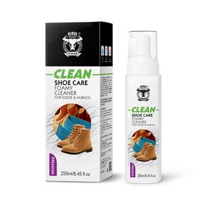 NEWOK 专业绒面革泡沫清洁剂 麂皮 翻毛皮 皮革 鞋色清洗剂