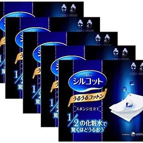 尤妮佳化妆棉(40枚入)x 5